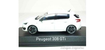 Peugeot 308 GTI 2015 escala 1/43 Norev
