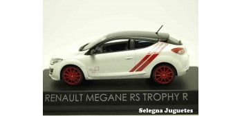 Renault Megane Rs Trophy R Nurburgring scale 1:43 Norev Car miniatures
