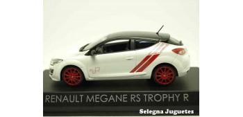 miniature car Renault Megane Rs Trophy R Nurburgring scale 1:43
