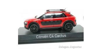 Citroen C4 Cactus 2014 escala 1/43 Norev Coches a escala