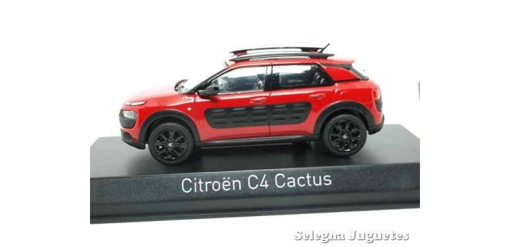 coche miniatura Citroen C4 Cactus 2014 escala 1/43 Norev
