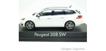 miniature car Peugeot 308 SW 2013 scale 1:43 Norev