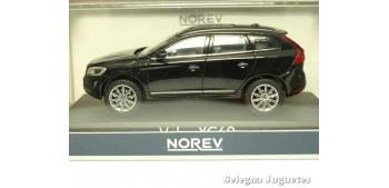 coche miniatura Volvo XC60 escala 1/43 Norev