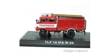 TLF 16 IFA W 50 (showcase) - firefighters - 1/72