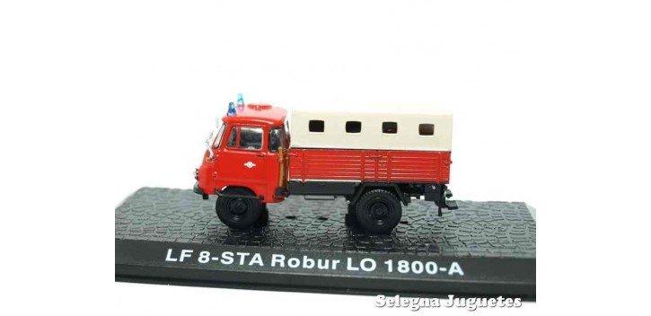 LF 8 -STA Robur LO 1800-A (vitrina) - Bomberos - 1/72