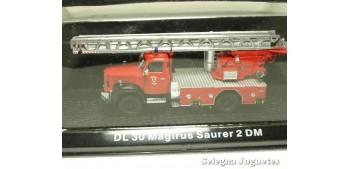 miniature truck DL Magirus Saurer 2 DM (blister) - firefighters