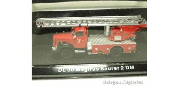 DL Magirus Saurer 2 DM (blister) - firefighters - 1/72