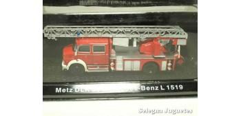 miniature truck Metz DLK 30 Mercedes Benz L 1519 (blister) -