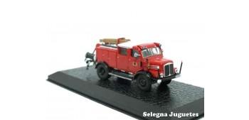 TLF 15 Horch H3A - Bomberos - 1/72