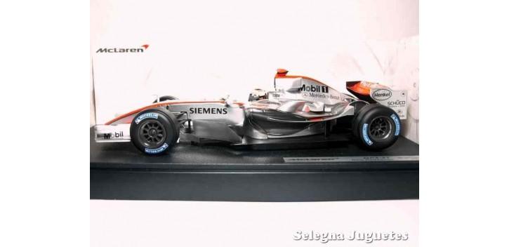 coche miniatura MCLAREN MP4/21 2006 - K. RAIKKONEN - 1/18 HOT