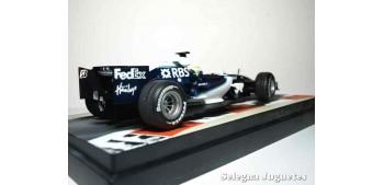 coche miniatura WILLIAMS TEAM DEBUT NICO ROSBERG F1