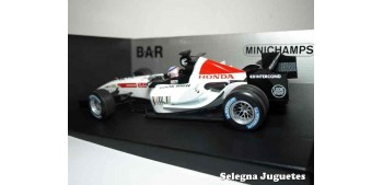 BAR HONDA 007 - T. SATO 2005 - 1/18 MINICHAMPS METAL
