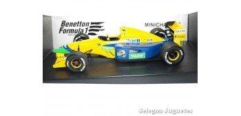 Benetton Ford B191 Michael Schumacher 1/18