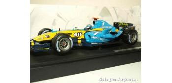 miniature car Renault R24 Jarno Trulli 1/18