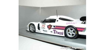 coche miniatura Lotus Elise GT1 1/18 Sun Star