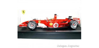 coche miniatura Ferrari 248 F1 Felipe Massa 1/18 Minichamps