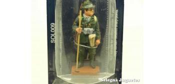 soldado plomo Sargento 4ª regimiento alpino