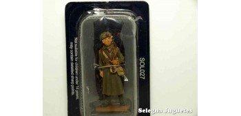 Lote 10 figuras soldados del siglo XX