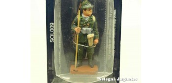 soldado plomo Lote 10 figuras soldados del siglo XX