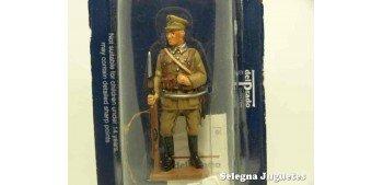 Soldado 18 regimiento de lanceros Polonia