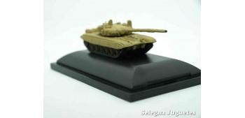 tanque miniatura T-72M1 MBT w/KMT-5 1/144 tanque