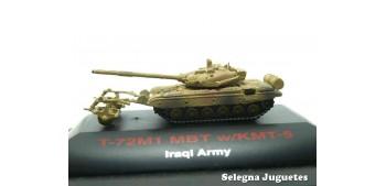 miniature tank T-72M1 MBT 1/144