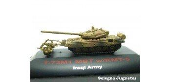 T-72M1 MBT 1/144 tanque
