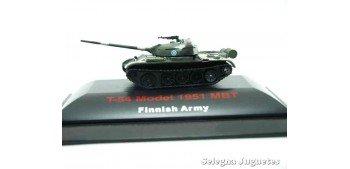 T-54 MODEL 1951 MBT 1/144 tanque