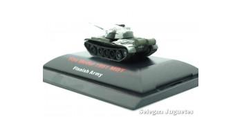tanque miniatura T-54 MODEL 1951 MBT 1/144 tanque
