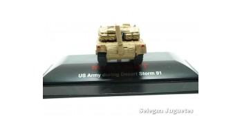 tanque miniatura M1 A1 MBT 1/144 tanque
