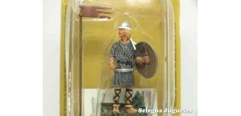 soldado plomo Guerrero Franco Siglo VI 54 mm Front Line Figures