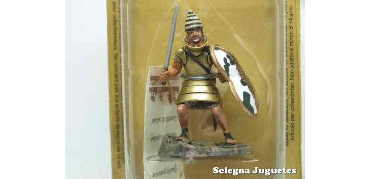 Mycenaean Warrior 14th Century BC 54 mm Front Line Figures