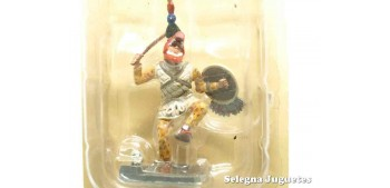 soldado plomo Guerrero azteca Siglo XIV 54 mm Front Line Figures