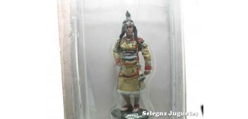 lead figure Pocahontas - Indian - 54 mm