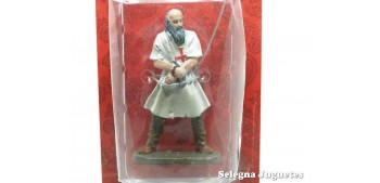 Jacques de Molay prisionero 54 mm