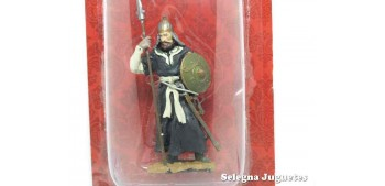 Muslim guarsman with spear and shield 1:32