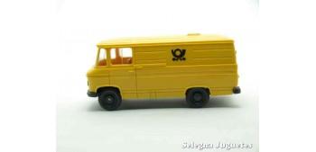 miniature car Van Deutsche Post Mercedes scale 1:87 wiking