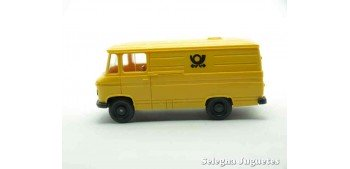 Van Deutsche Post Mercedes scale 1:87 wiking