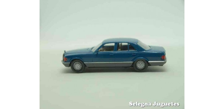 coche miniatura Mercedes Benz 500 SE escala 1/87 wiking