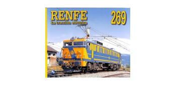 Renfe 269 - La tracción Eléctrica - Libro