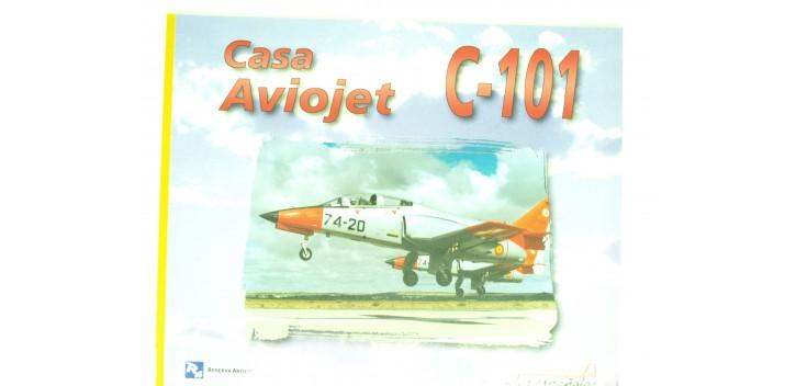Avión - Libro - Aviojet C-101 Casa
