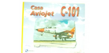 avion miniatura Avión - Libro - Aviojet C-101 Casa