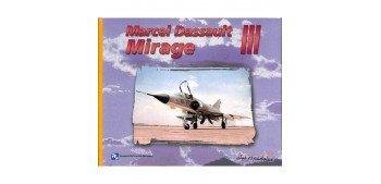 Airplene - Book - Mirage III - Marcel Dassault