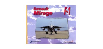 avion miniatura Avión - Libro - Mirage F1 Dassault