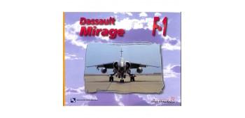 Avión - Libro - Mirage F1 Dassault
