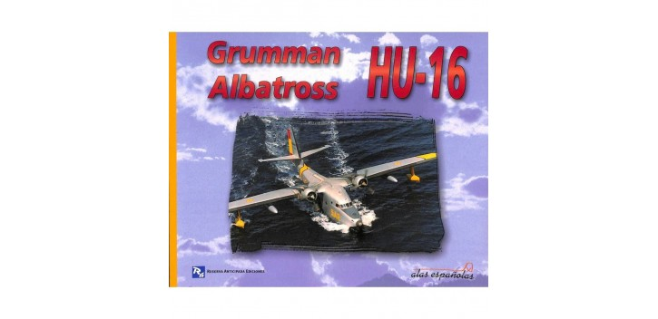 avion miniatura Avión - Libro - Albatros HU-16 Grumman