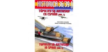 Libro - Tupoliev SB Katiuska (vol 1)