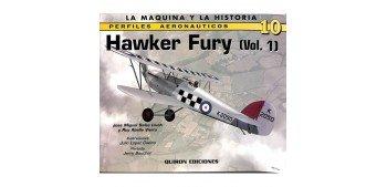 Airplene - Book - Hawker Fury (Vol. 1)