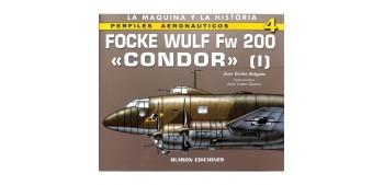 Avión - Libro - Focke Wulf Fw 200 (Vol I y II)