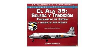 Airplene - Book - Ala 35 Solera y Tradición